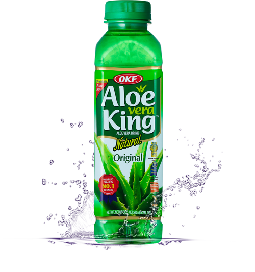 ALOE VERA KING Original 500ml drink