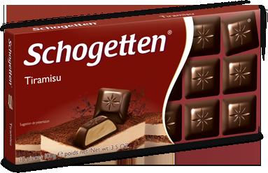 Schogetten Tiramisu Chocolate