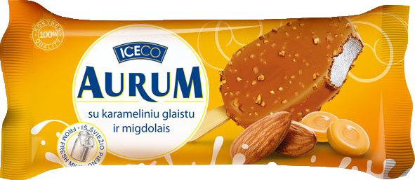 Aurum on a stick