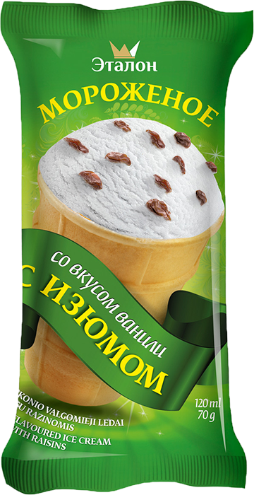 Etalon waffle cup