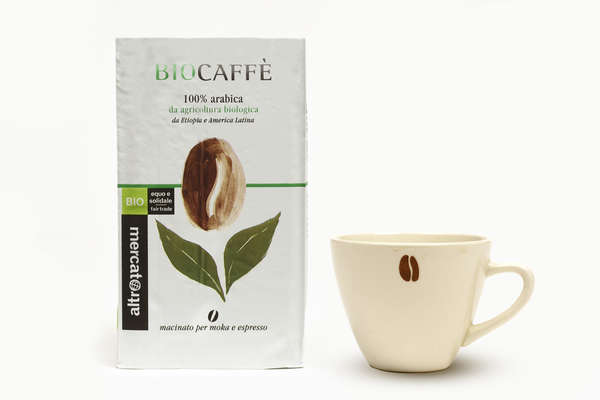 Biocaffè, 100% arabica coffee