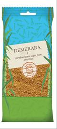 Cane sugar Demerara 500gr