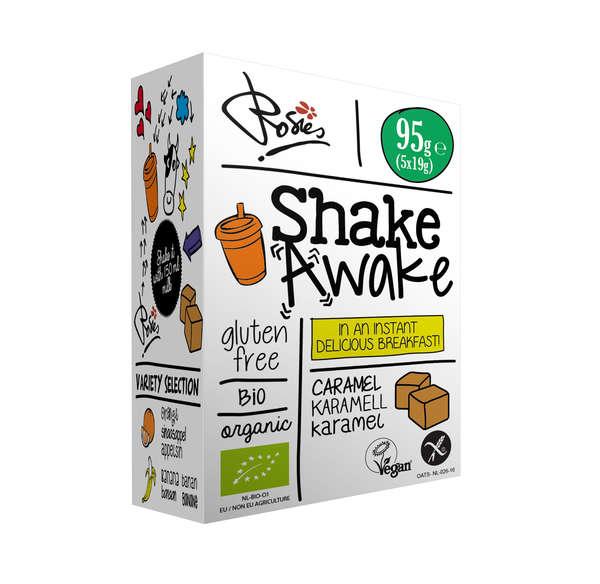 Gluten Free Shake Awake Caramel