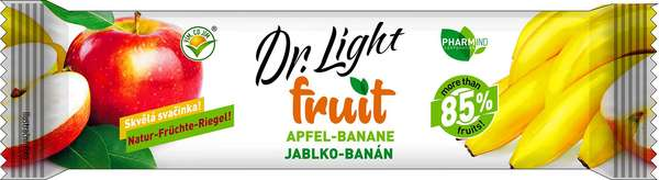 The Fruit Bar Dr.Light Fruit Apple-Banana