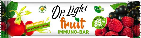 The Fruit Bar Dr.Light Fruit Immuno-bar