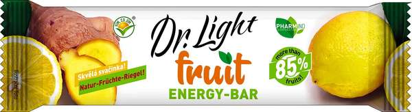 The Fruit Bar Dr.Light Fruit Energy-Bar