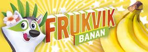 The Kids Fruit Bar Frukvik Banana