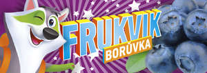 The Kids  Fruit Bar Frukvik Blueberry