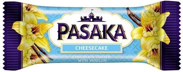 """Curd cheese """"PASAKA"""" with vanillin"""