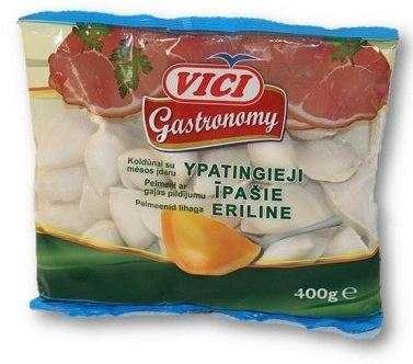 "Dumplings stuffed with meat ""Ypatingieji"", 400 g"