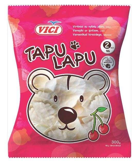 Dumplings with cherries, Tapu lapu  8x300g