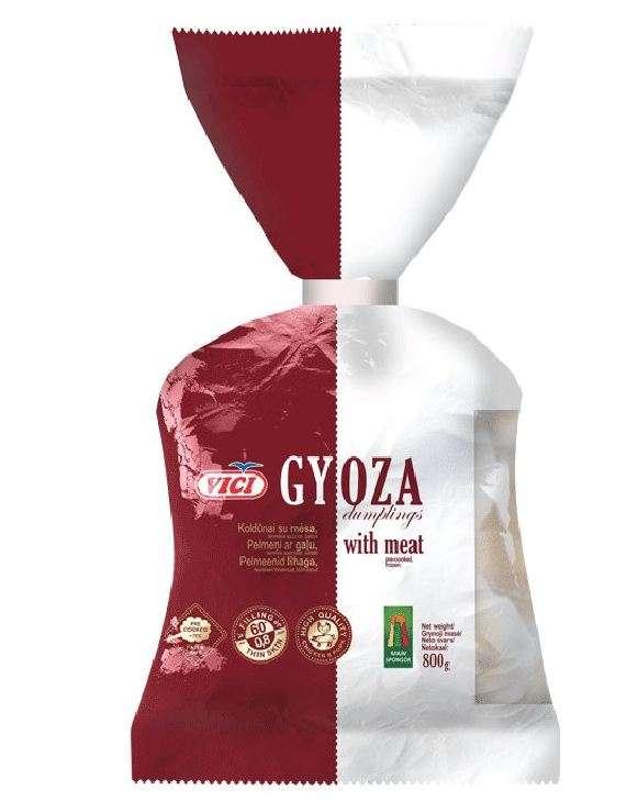 Dumplings with meat, Gyoza, 4x800g