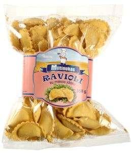 """Dumplings  """"Ravioli"""" 350g"""