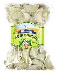 "Dumplings ""Stipruoliai"" with spinach and cheese filling 350g"