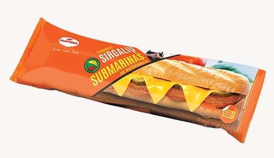 Sandwich Fans Submarine with Pork Cutlet 315g