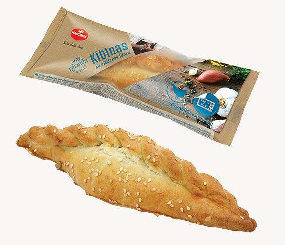 Pasti e PREMIUM with Chicken Filling 115g
