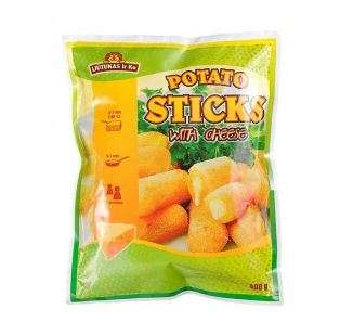 Potato sticks with сheese, 400g