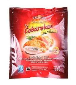 Cheburek dumpling with meat, 130g