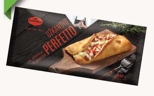 PERFETTO appetizer with chicken and red pepper 160g