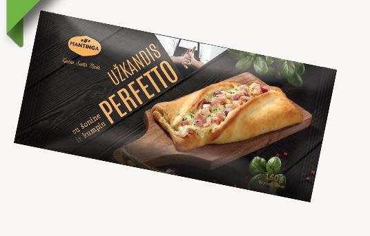 PERFETTO appetizer with bacon and ham 160g