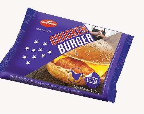 Chickenburger 117g