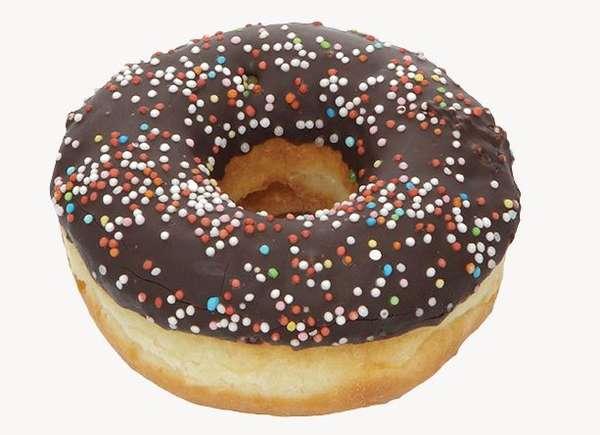 """Black donut """"Donuts"""" 55g"""