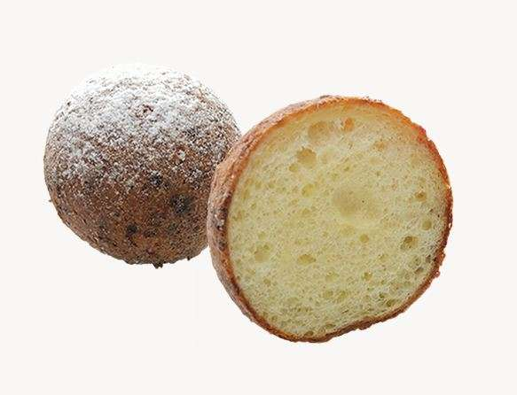 Doughnuts of cottage cheese 70g