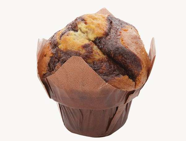 Royal marble muffin 115 g