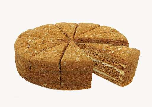 Honey Cake (cut) 1,7kg
