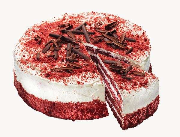 "Cake ""Red Velvet"" (sliced) 1,9kg"