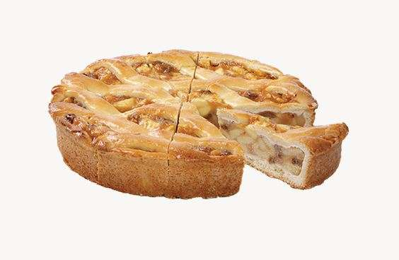 Vienna Apple Pie (cut) 1,8kg