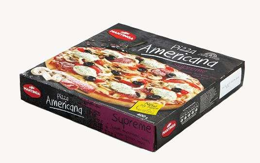 Pizza Americana SUPREME 400g
