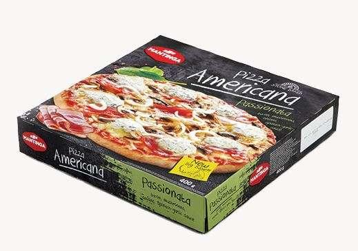 Pizza Americana PASSIONATA 400g