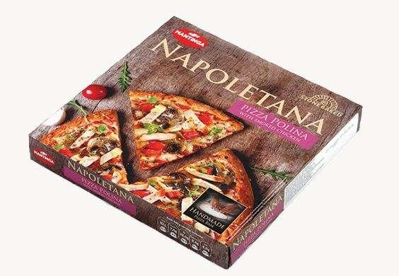 Pizza Napoletana POLINA 340g