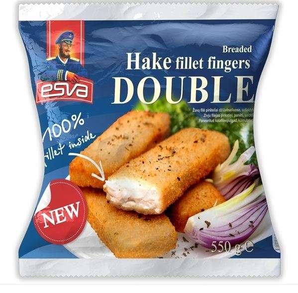 Fish fingers ''ESVA'', 400 g