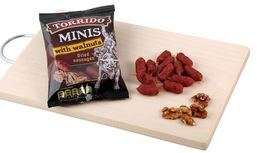 """Torrido"" MINIS dried sausages with walnuts, 50g"