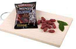 """Torrido"" MINIS dried sausages, 50g"