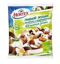 "The mixture of mushrooms ""Julienne"", ""Hortex"", 400 g"