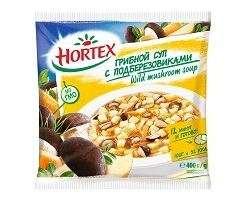 "Forest Mushroom Soup ""Hortex"", 400g"