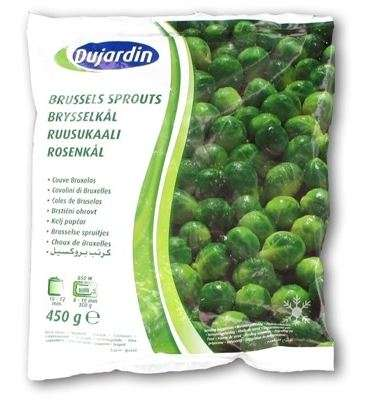 """Brussels sprouts """"Dujardin"""", 450 g"""
