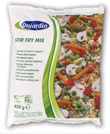 "Vegetables frying ""Dujardin"", 450 g"