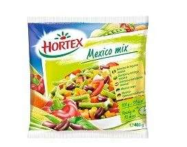 "Mixtures of vegetables ""Mexico"" ""Hortex"", 400g"