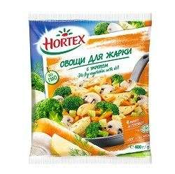 "Frozen vegetables with dill frying ""Hortex"", 400g"