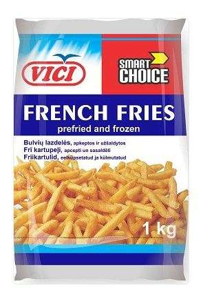 "Potato sticks  ""Smart choice"", 1 kg"