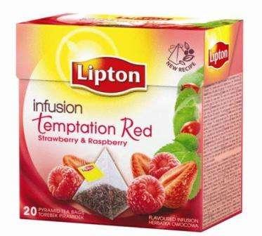 LIPTON Summer fruit tea fruit flavor *20