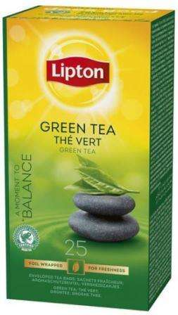 "LIPTON GREEN TEA PURE"" *25 (horeca)"