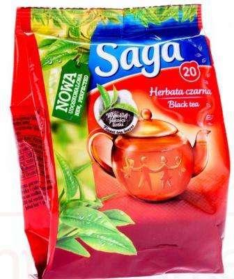 SAGA black tea *20
