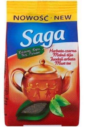 SAGA black tea 75g