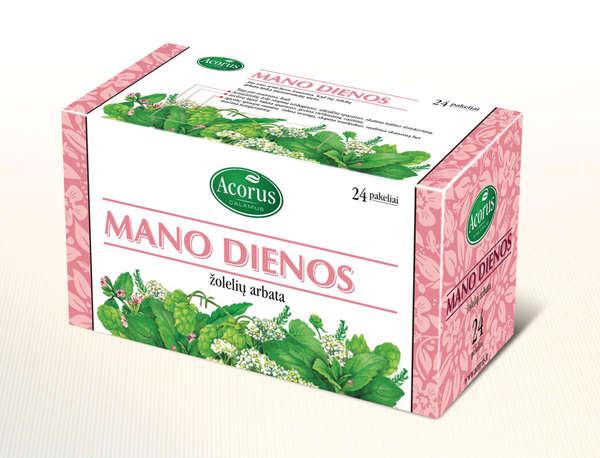 """Mano dienos"" (women), 30g"