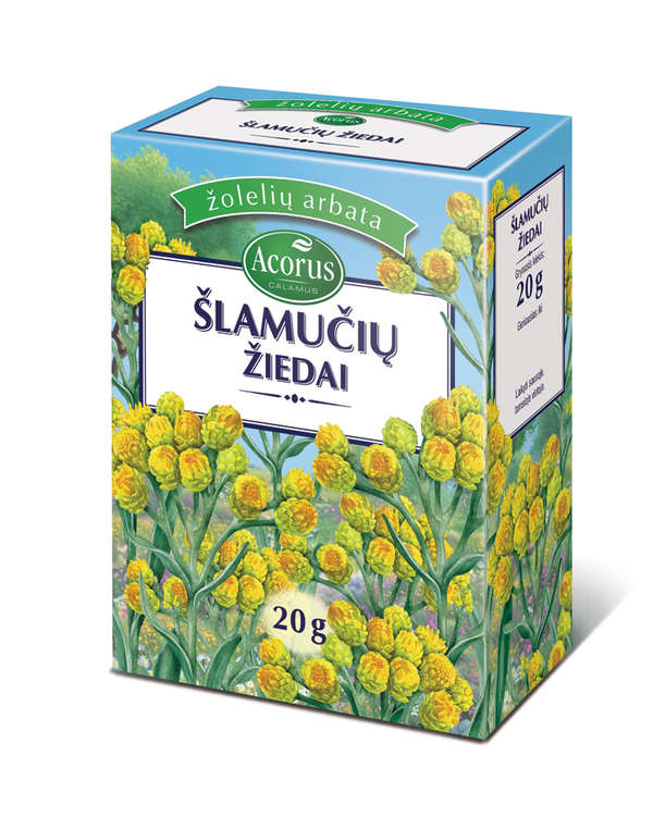 "Herbal tea ""Helichrysum flowers"" , 20g"